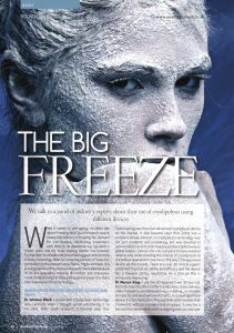 The Big Freeze-1