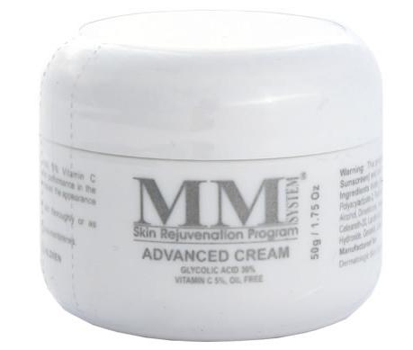 mm system skin rejuvenation program