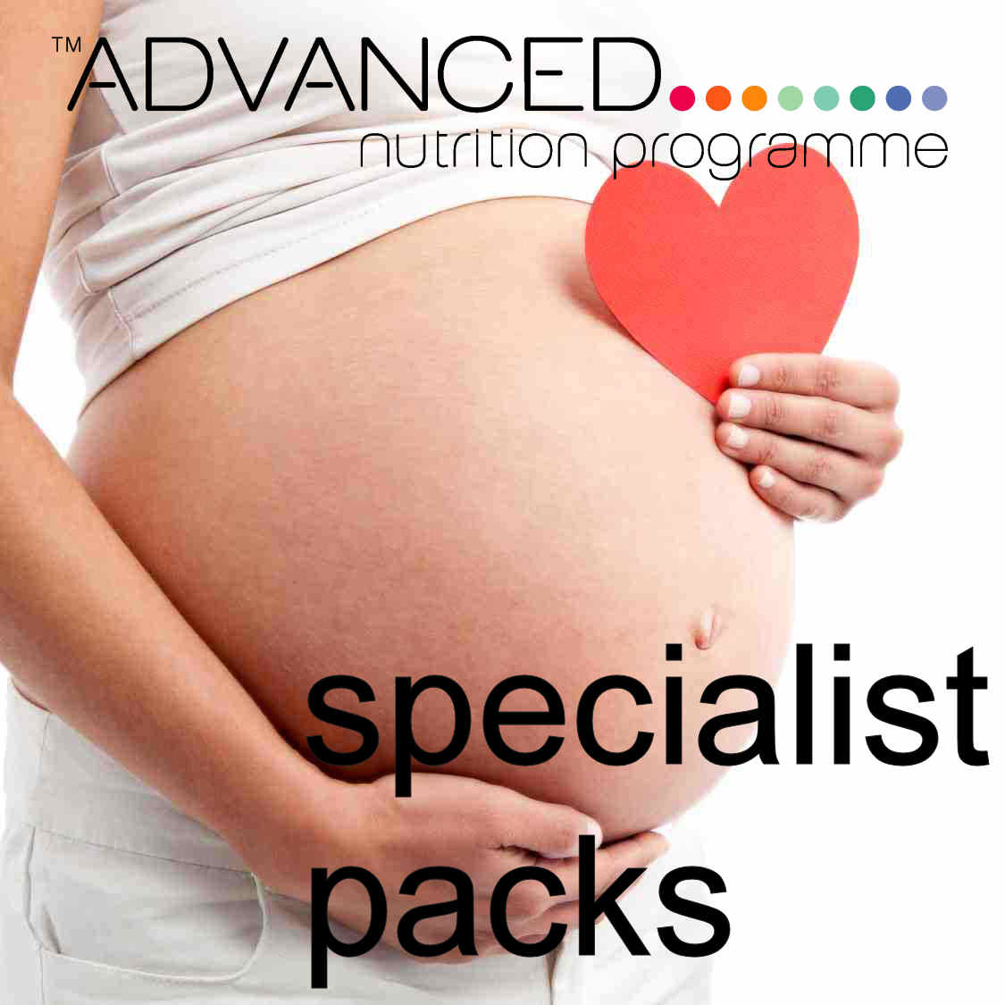 Advanced Nutrition Programme Specialist Packs