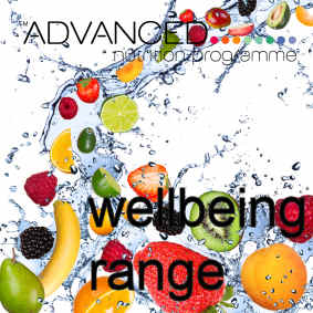 Advanced Nutrition Programme Wellbeing Range