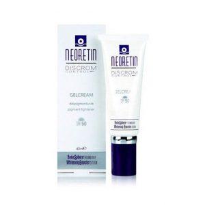 NeoRetin Gelcream SPF 50 Cosmedic Online