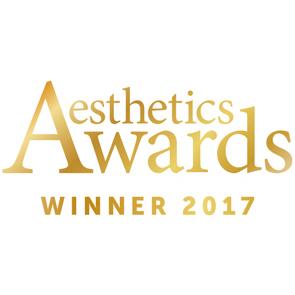 Aesthetic Awards Winner 2017